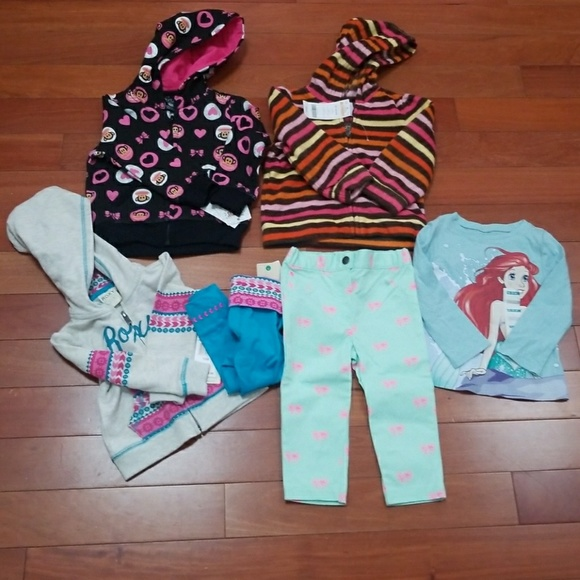 775db1a2d8c NWT Lot of girls 18-24 month clothes